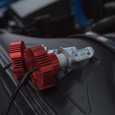 J.W.Speaker LED Conversion Kit