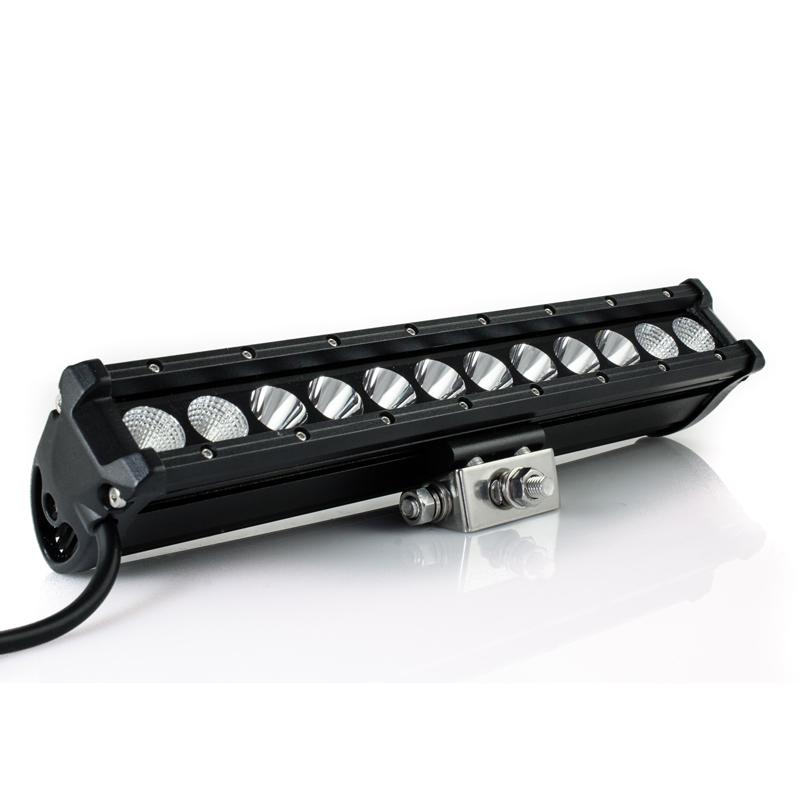 60 watt slim led light bar spot flood combo 4x4 mini 13. Black Bedroom Furniture Sets. Home Design Ideas