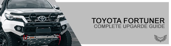 STEDI Toyota Fortuner Complete Upgrade Guide Blog Post