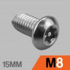 M8 BOLT (15MM) - $3.50