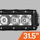 ST3K 31.5 INCH 30 LED SLIM LED LIGHT BAR - $239.99