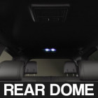 LED REAR DOME - $14.99
