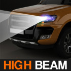 HIGH BEAM ONLY (REQUIRES ADAPTOR) - $129.99