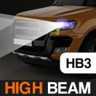 LED HIGH BEAM (HB3) - $129.99