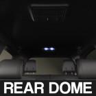 LED REAR DOME LIGHT - $14.99