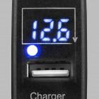 USB VOLT METER - $25.00