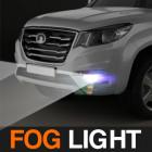 LED FOG LIGHT UPGRADE - $79.99