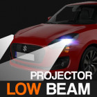 LOW BEAM ONLY (PROJECTOR HOUSING) - $149.99