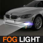 LED FOG LIGHT UPGRADE - $59.99