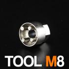 M8 Anti-Theft Nut Tool - $5.00