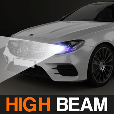 Mercedes Benz LED Light Upgrade Conversion Kit