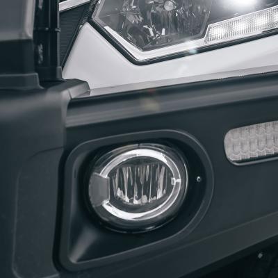 ARB Summit Bull Bar LED Fog Light Wiring Instructions