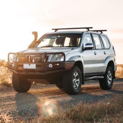 Toyota 120 Prado LED Upgrade Guide