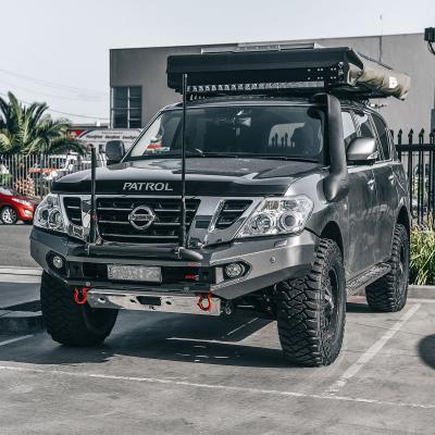 Nissan Y62 Patrol Upgrade Guide