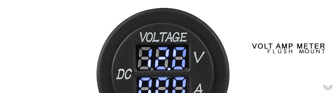 Volt Amp Meter