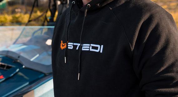 STEDI Logo Hoodie Jumper