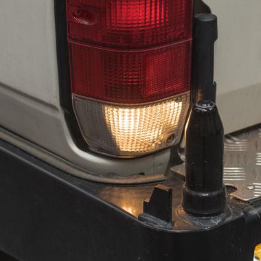70 Series Landcruiser LED Reverse Light Upgrade