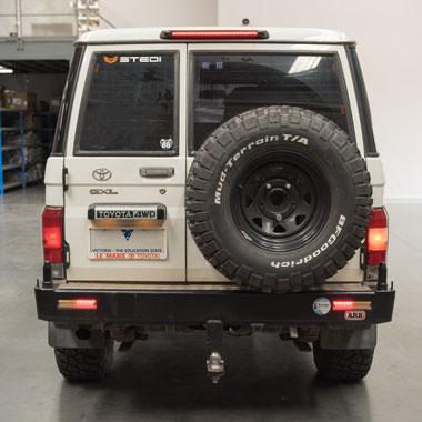 70 Series Landcruiser LED Tail/Brake Light Upgrade