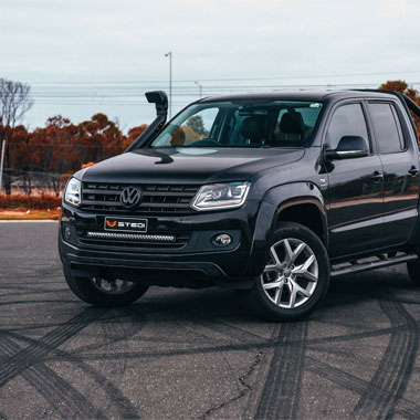 STEDI Lower Grille Light Bar Bracket to suit Volkswagen Amarok