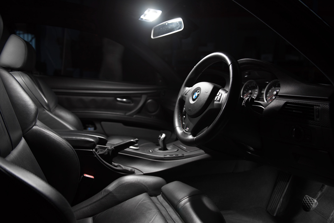 BMW E92 M3 Interior LED
