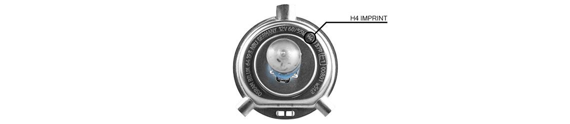 STEDI Conversion kit identify globe Imprint