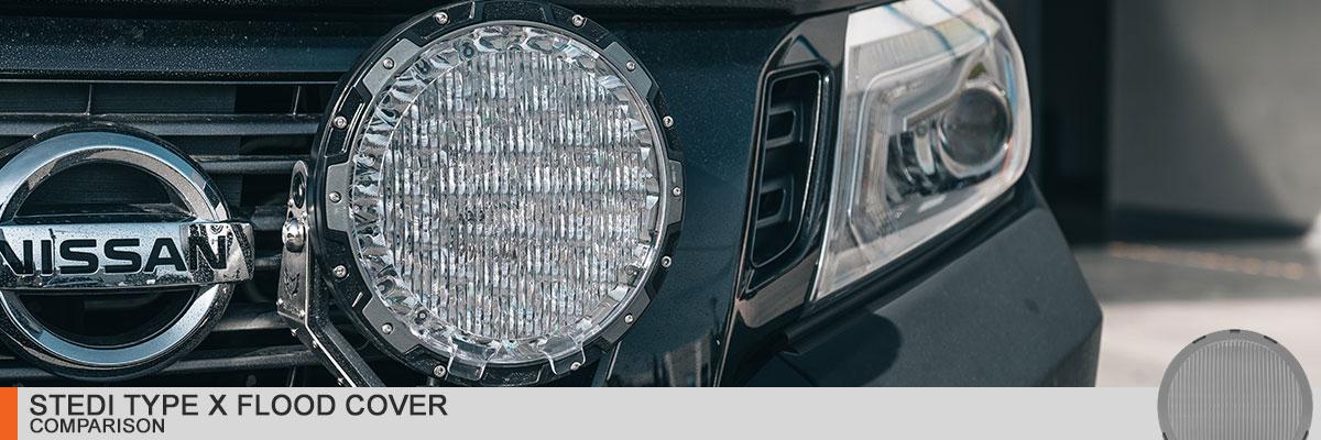 STEDI Type X LED Spot Lights Flood Cover