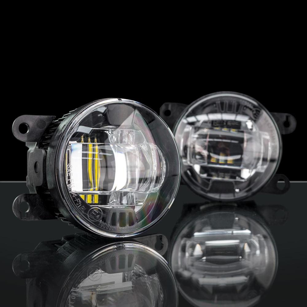 STEDI LED Fog Light to suit Opposite Lock Bull Bars