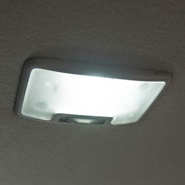 Holden Colorado RG LED Dome Light Upgrade