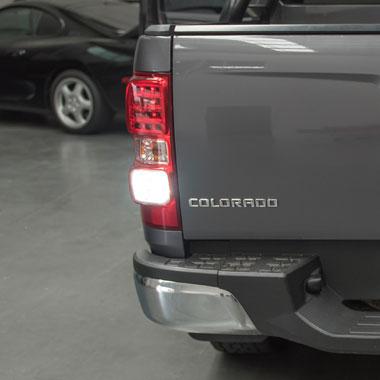 Holden Colorado RG LED Reverse Light Upgrade