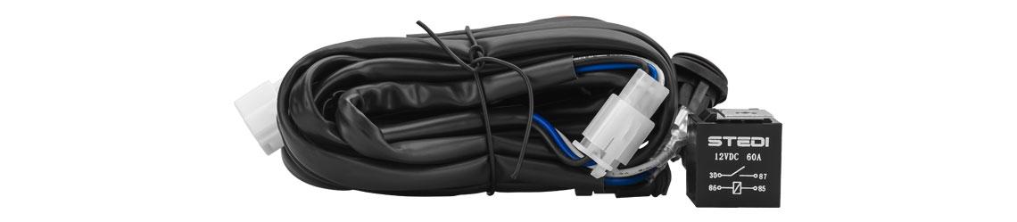 STEDI Work Light Wiring Harness