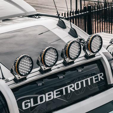 Globetrotter 4 x STEDI Type X Sport