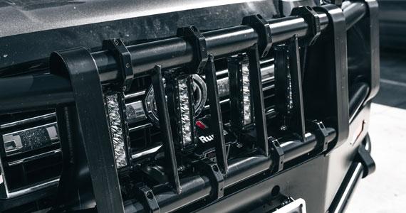 Toyota Landcruiser 70 Series ST3K Install