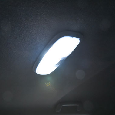 Ford Ranger Raptor Factory LED Map / Dome Light Upgrade
