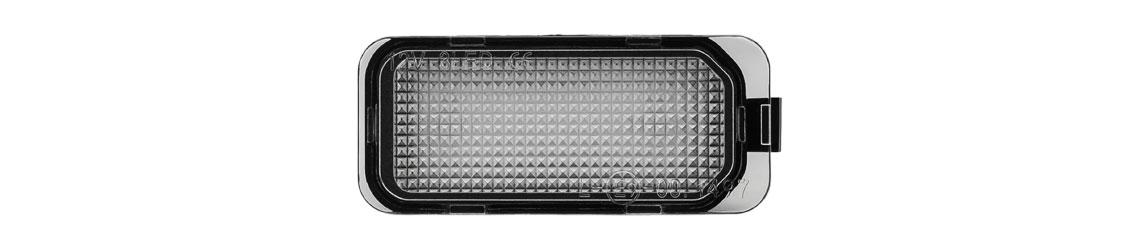 LED Upgrade for Ford Ranger License Plate Light