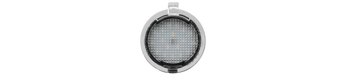 LED Puddle Light Upgrade For Ford Ranger