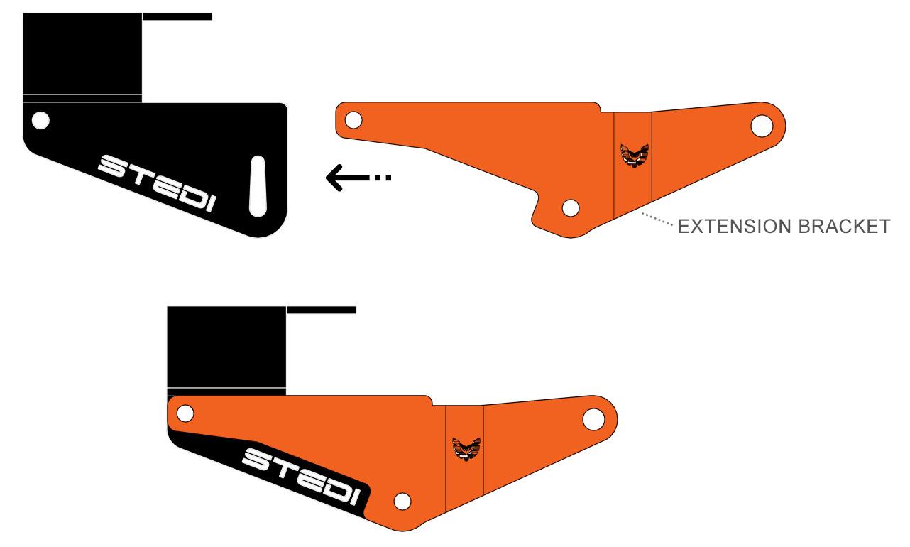 Rhino Rack Extension Plate