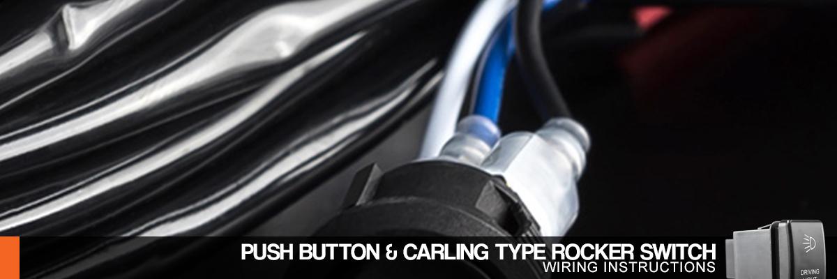 Swell Stedi Blog Push Button Carling Type Rocker Switch Wiring Wiring 101 Tzicihahutechinfo
