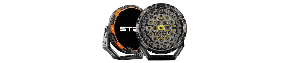 STEDI Type X Pro LED Driving Spot Lights 8.5 Inch