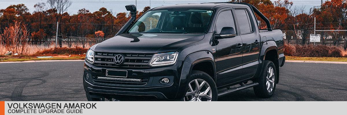 Volkswagen Amarok Complete LED Upgrade Guide