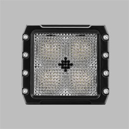 C4 Cube LED Light Black Edition Spot Beam
