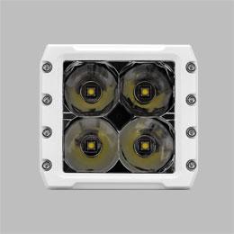 C4 Cube LED Light Marine White Spot Beam