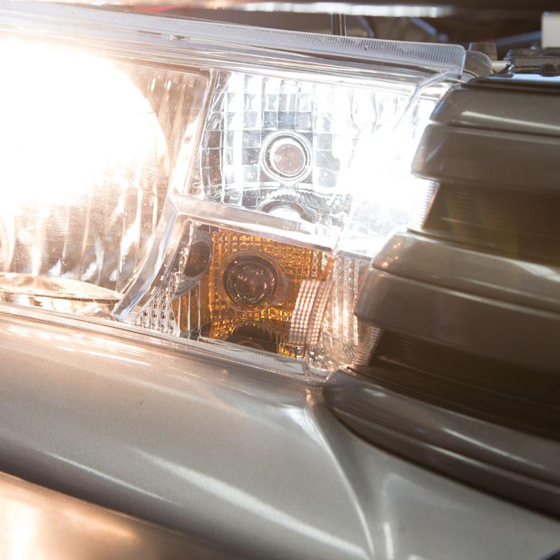 LED T20 Parker / DRL Toyota Hilux Revo