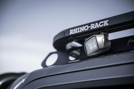 Rhino Rack with Backbone Nissan NP300 D23 Navara
