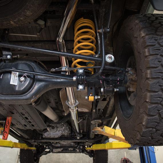 Nissan NP300 Navara Jaques Spamer Exhaust