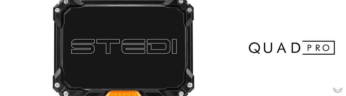 STEDI QUAD Pro LED Rectangular Driving Lights