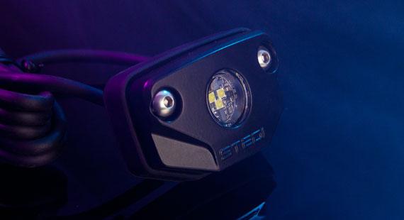 LED RGB Rock Light Bluetooth Control