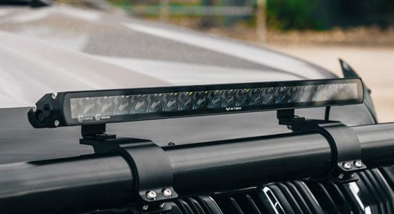STEDI ST1K 21.5 Inch E-Mark LED Light Bar Toyota Prado 150 Series
