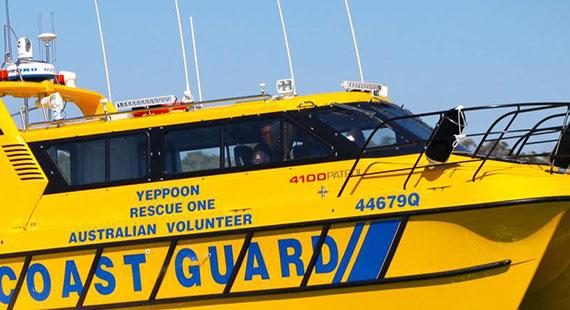 STEDI ST2K Curved LED Light Bar Coast Guard