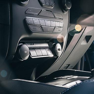 STEDI Ford Ranger Everest Switch Fascia Panel