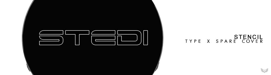 STEDI Type X 8.5 STENCIL Cover